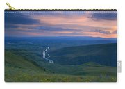 Selah Sunset Carry-all Pouch