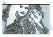 Selenium Blonde Carry-all Pouch