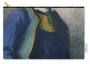 Self-portrait In Bretonnian Garb Carry-all Pouch