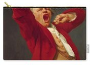 Self Portrait Yawning 1783 Carry-all Pouch