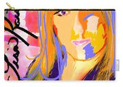 Self Portraiture Digital Art Photography Carry-all Pouch