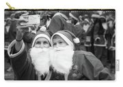 Selfie With Santa Carry-all Pouch