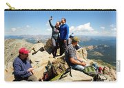 Selfies  The Mount Massive Summit Carry-all Pouch