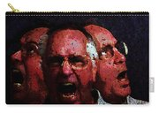 Selves Portrait Carry-all Pouch