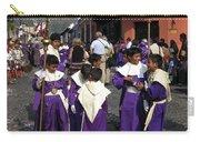 Semana Santa Procession II Carry-all Pouch by Kurt Van Wagner
