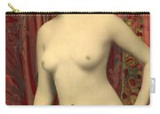 Semin Nude Girl Carry-all Pouch