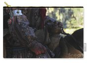 Seminole Horseman Carry-all Pouch
