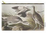 Semipalmated Snipe Or Willet Carry-all Pouch