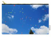 Sending Love Notes To Heaven Carry-all Pouch