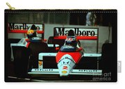 Senna Chasing Prost ... Carry-all Pouch