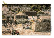 Sennen Cove Cornwall Carry-all Pouch