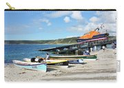 Sennen Cove Lifeboat And Pilot Gigs Carry-all Pouch