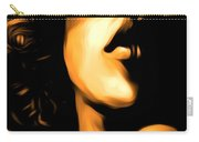 Sensual Curls Carry-all Pouch