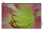 Sensual Pink Lilly Carry-all Pouch