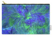 Sentimental Nature Abstract Carry-all Pouch