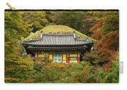 Seokguram Grotto Carry-all Pouch