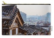 Seoul Korea Old And New Carry-all Pouch