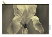 Sepia Iris  Carry-all Pouch