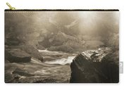 Sepia Moody River Carry-all Pouch