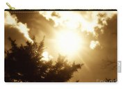 Sepia Sky Carry-all Pouch