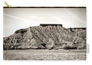 Sepia Tones Nature Landscape Nevada  Carry-all Pouch