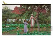 September Carry-all Pouch by Edmund Blair Leighton