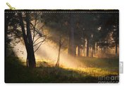 September Impressions Carry-all Pouch by Rosario Piazza