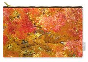 September Leaves Carry-all Pouch
