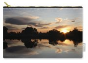 September Sunset In Prosser Carry-all Pouch