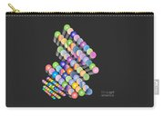Sequence Carry-all Pouch by Eleni Mac Synodinos