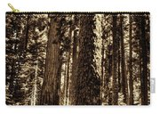 Sequoia Grove Along Crescent Meadow Loop Carry-all Pouch