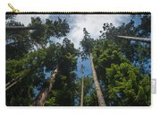 Sequoia Park Redwoods Reaching To The Sky Carry-all Pouch