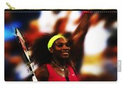 Serena Williams Another Record Set Carry-all Pouch
