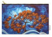 Serendipitous Original Madart Painting Carry-all Pouch