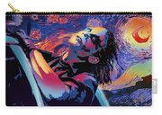 Serene Starry Night Carry-all Pouch