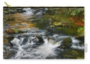 Serene Mountain Stream Carry-all Pouch