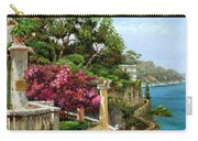 Serene Sorrento Carry-all Pouch