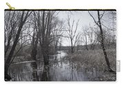 Serene Swampy River Carry-all Pouch