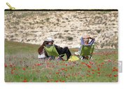 Serenity At Lachish Carry-all Pouch