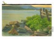 Serenity On The Hudson Carry-all Pouch