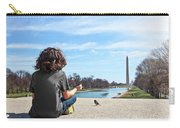 Serenity On The National Mall Carry-all Pouch