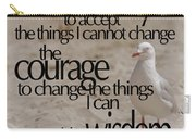 Serenity Prayer 01 Carry-all Pouch