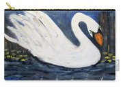 Serenity Swan Carry-all Pouch