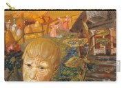 Sergei Esenin 1895-1925 As A Youth, Boris Grigoriev Carry-all Pouch