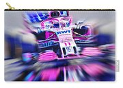Sergio Perez - Formula One 2018 Carry-all Pouch