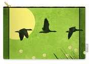 Series Four Seasons 1 Spring Carry-all Pouch