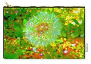 Series Of Spring Time Paintings Carry-all Pouch