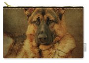 Serious Carry-all Pouch by Sandy Keeton