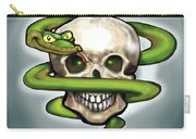 Serpent N Skull Carry-all Pouch