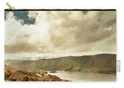 Serpentine Dam Tasmania Carry-all Pouch